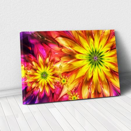 Tablou Canvas - Floral design [0]