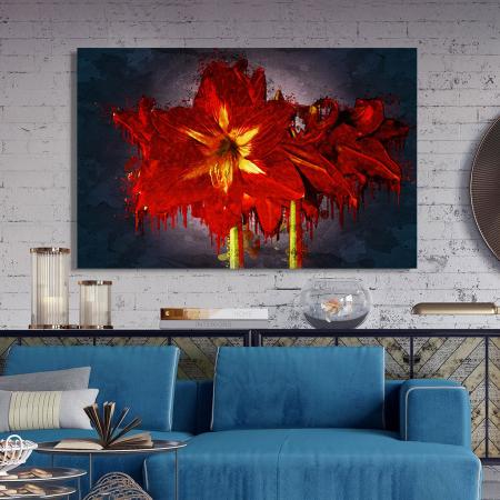 Tablou Canvas - Amaryllis2
