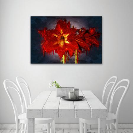 Tablou Canvas - Amaryllis3