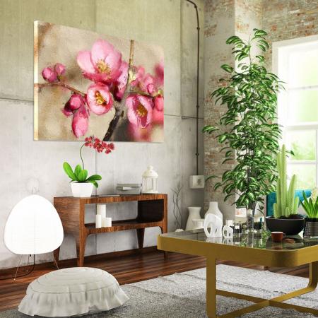 Tablou Canvas - Flori de mar1