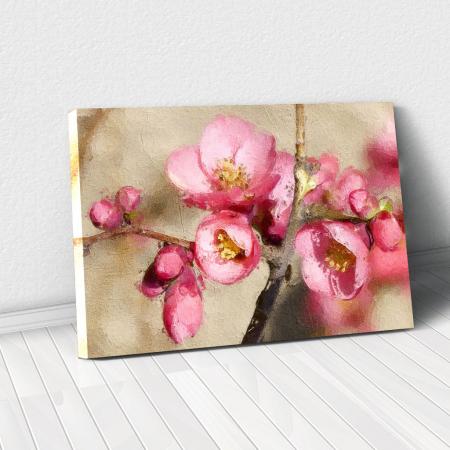Tablou Canvas - Flori de mar0