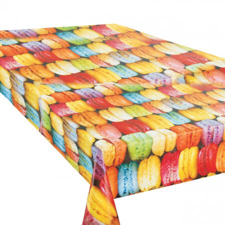 """Față de masă """"Macarons"""",180x140 cm [0]"""