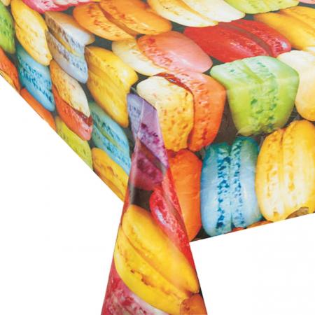 """Față de masă """"Macarons"""",180x140 cm [1]"""