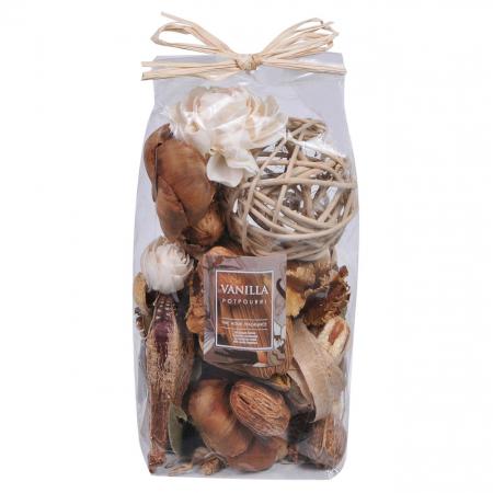 Flori uscate Vanilie, parfumate decorative Potpourri.180.gr0