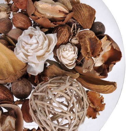 Flori uscate Vanilie, parfumate decorative Potpourri.180.gr1