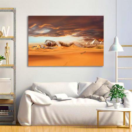 Tablou Canvas - Desert2