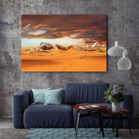 Tablou Canvas - Desert [3]