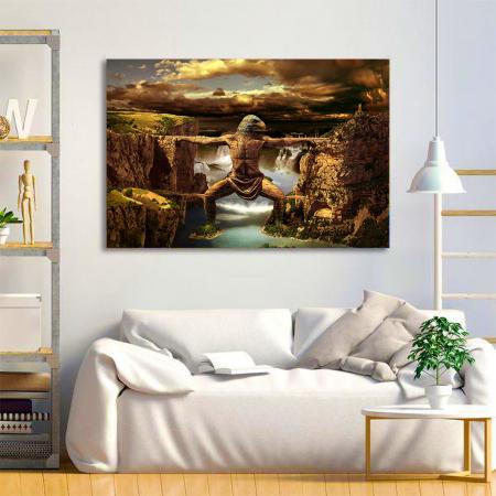 Tablou Canvas - Horus2