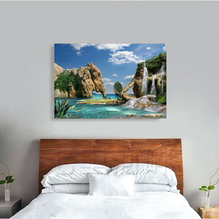 Tablou Canvas - Paradise Island1