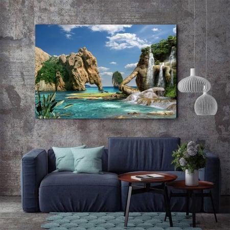 Tablou Canvas - Paradise Island [2]