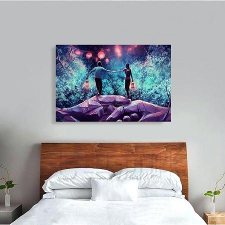 Tablou Canvas - Puterea dragostei3