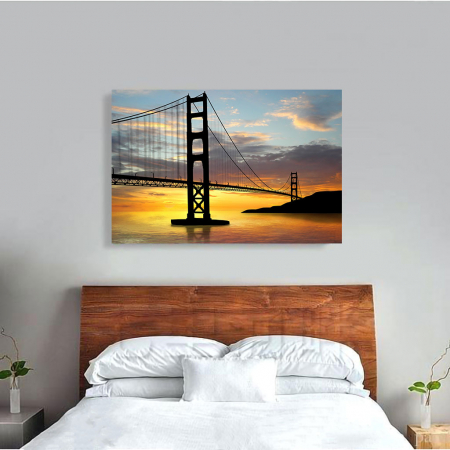 Tablou Canvas - Golden gate bridge1