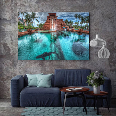 Tablou Canvas - Bahamas Nassau [2]