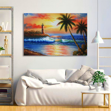 Tablou Canvas - Tropical1