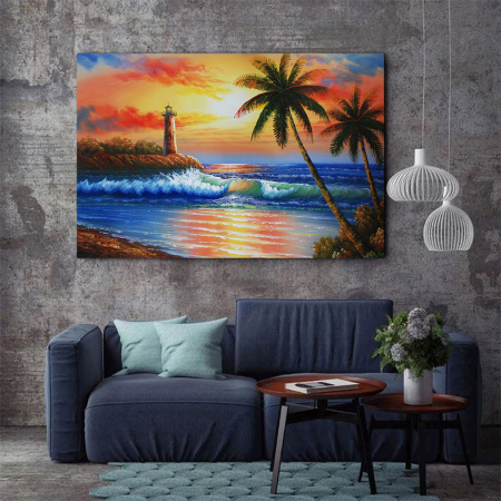 Tablou Canvas - Tropical2