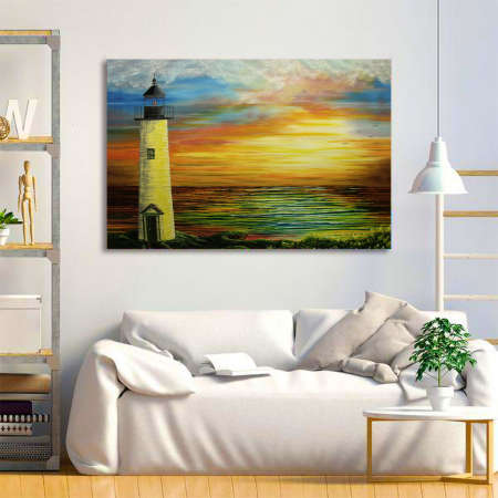 Tablou Canvas - Lighthouse [1]