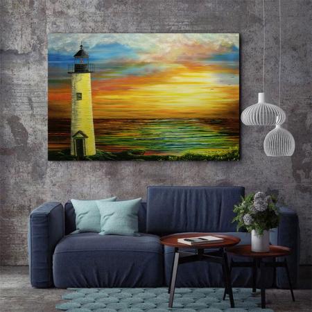 Tablou Canvas - Lighthouse [2]