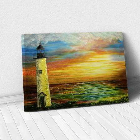 Tablou Canvas - Lighthouse [0]