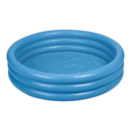 Piscină gonflabilă Blue 58446, pentru copii, 168 x 40 cm [0]