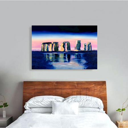 Tablou Canvas - Stonehenge [2]
