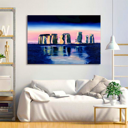 Tablou Canvas - Stonehenge [3]