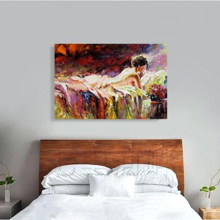 Tablou Canvas - Arta nude [3]