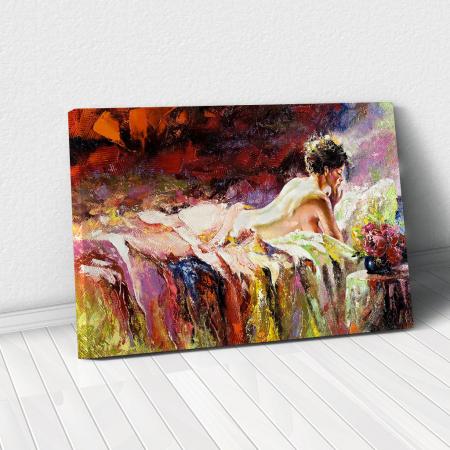 Tablou Canvas - Arta nude [0]
