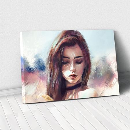 Tablou Canvas - Portret artistic0