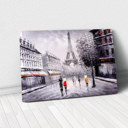 Tablou Canvas - Love city0