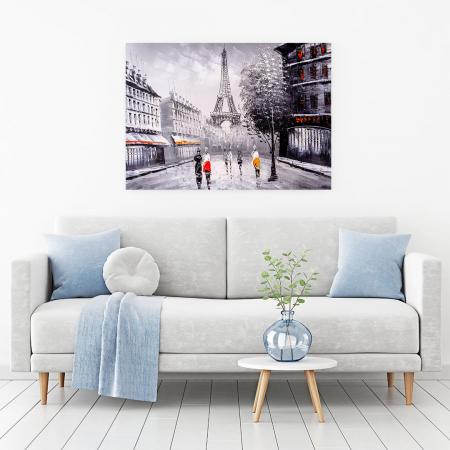 Tablou Canvas - Love city1