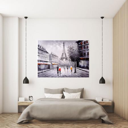 Tablou Canvas - Love city3
