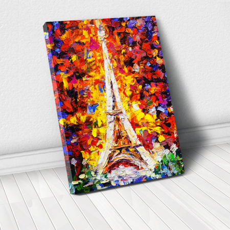 Tablou Canvas - Tower Eiffel0