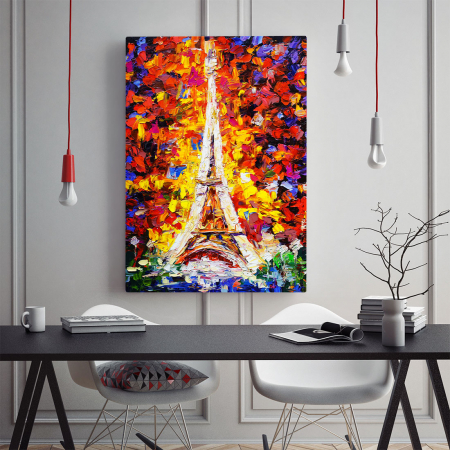 Tablou Canvas - Tower Eiffel1