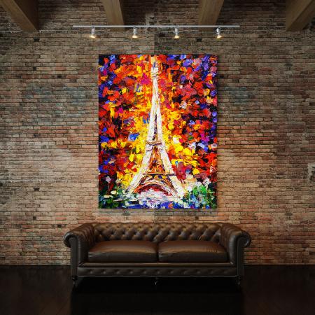 Tablou Canvas - Tower Eiffel2