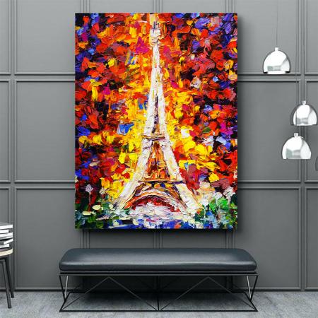 Tablou Canvas - Tower Eiffel3