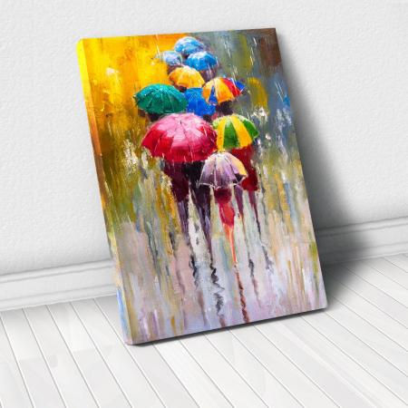 Tablou Canvas - Rainy Day [0]