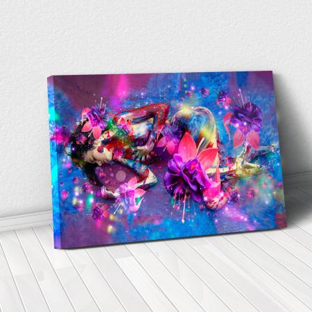 Tablou Canvas - Pastel0