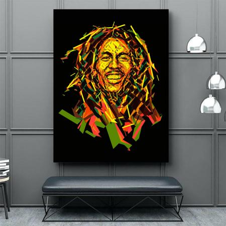 Tablou Canvas - Bob Marley2