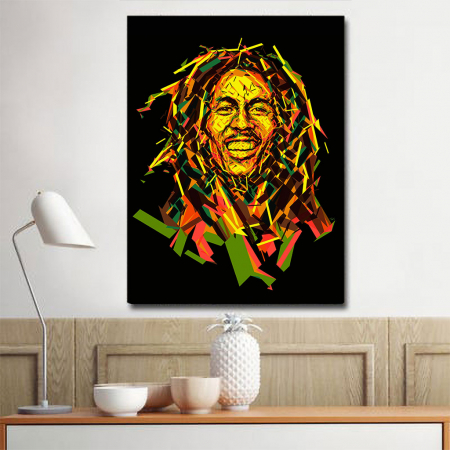 Tablou Canvas - Bob Marley4