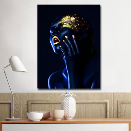 Tablou Canvas - Body paint3