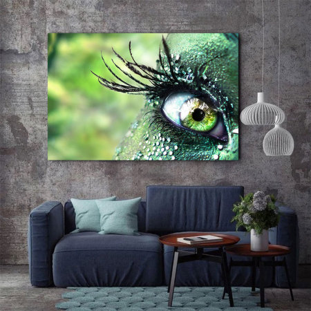 Tablou Canvas - Mirific Eye1