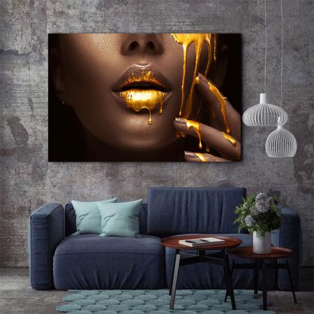 Tablou Canvas - Golden need2