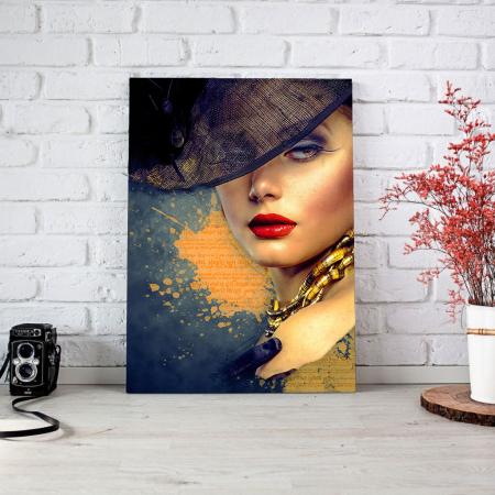 Tablou Canvas - Eleganta1
