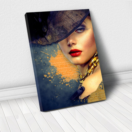Tablou Canvas - Eleganta0