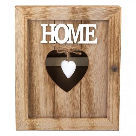 Suport din lemn pentru chei-21x6x262