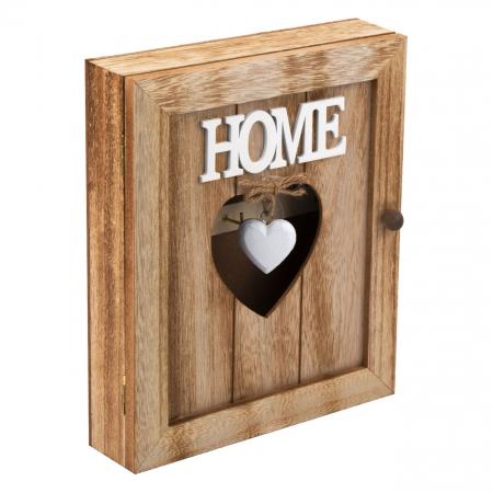 Suport din lemn pentru chei-21x6x260