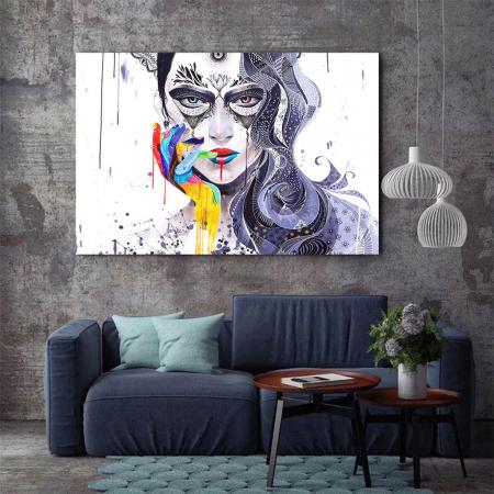 Tablou Canvas - Abstract artwork [2]