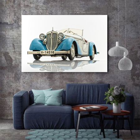 Tablou Canvas - Audi 225 roadster2