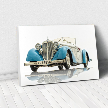 Tablou Canvas - Audi 225 roadster0