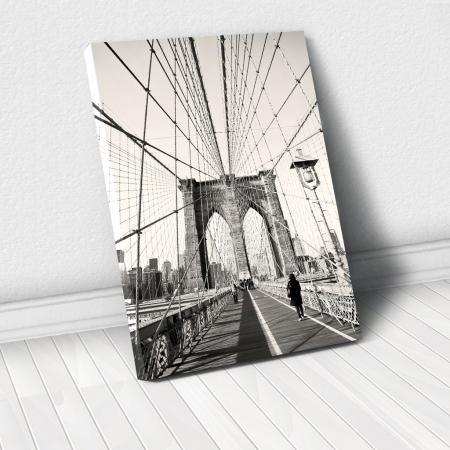 Tablou Canvas - Broklyn Bridge0